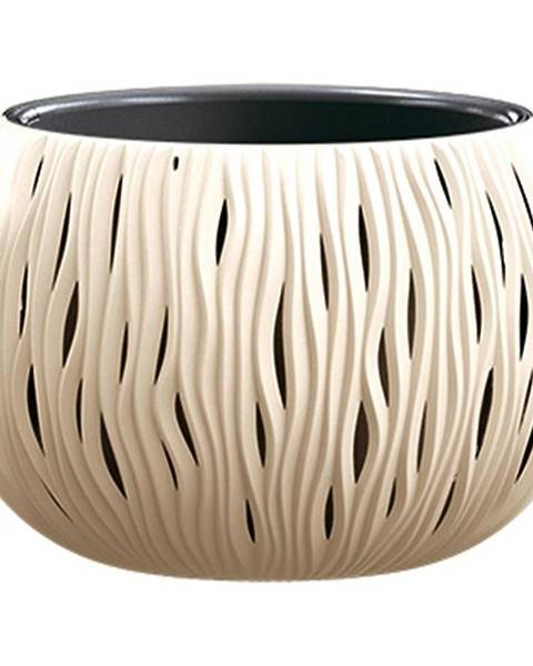 MERKURY MARKET Kvetinač Bowl Sandy DSK290-CY728