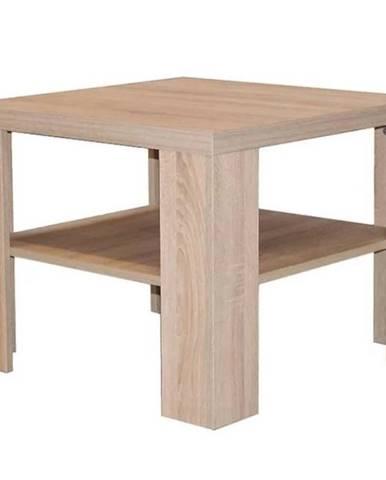 Konferenčný stolík Mati i dub sonoma