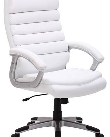 Q-087 kancelárske kreslo biela