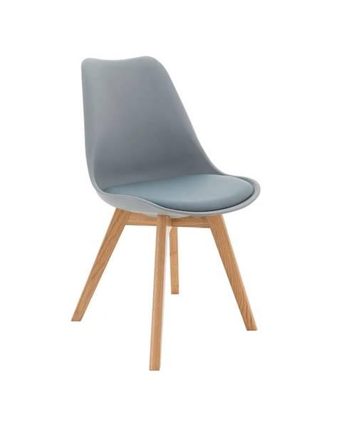 Kondela Bali 2 New jedálenská stolička sivá