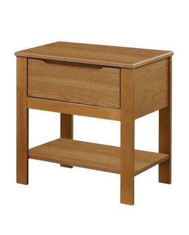 Kaboto nočný stolík dub