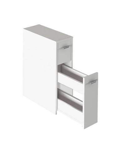 Natali Typ 7 kúpeľňová skrinka biela
