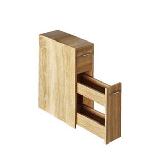 Natali Typ 7 kúpeľňová skrinka dub sonoma