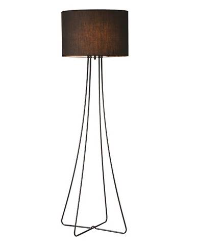 Cinda Typ 12 F4813 stojacia lampa čierna