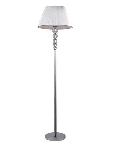 Cinda Typ 13 MEPIE stojacia lampa strieborná
