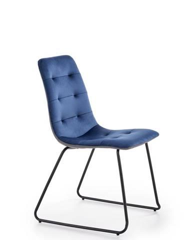 K321 jedálenská stolička granátová