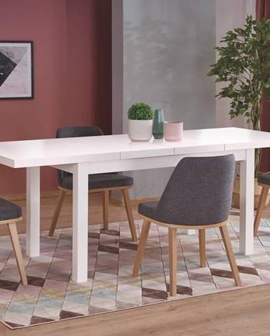 Tiago 2 rozkladací jedálenský stôl biela