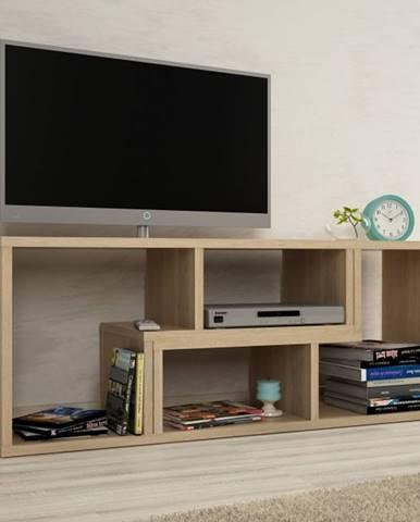 Vario univerzálny tv stolík dub sonoma