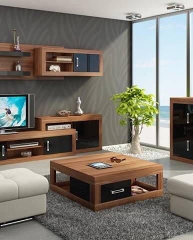 Verin obývacia izba slivka