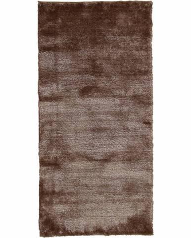 Annag koberec 80x150 cm svetlohnedý