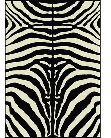 Arwen koberec 200x250 cm vzor zebra
