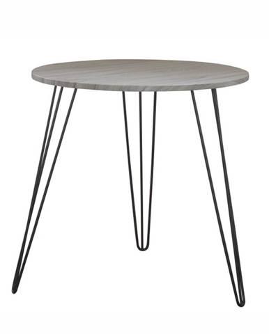 Kaleb príručný stolík dub