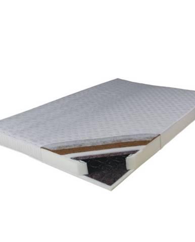 Kokos Medium obojstranný pružinový matrac 183x200 cm pružiny