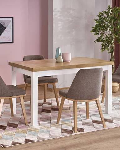 Tiago 2 rozkladací jedálenský stôl dub riviera