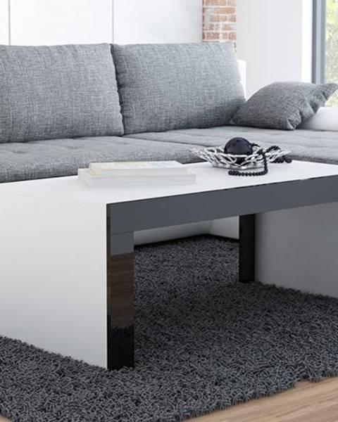 CAMA MEBLE Tess konferenčný stolík biela