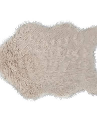 Ebony Typ 2 umelá kožušina 60x90 cm béžová