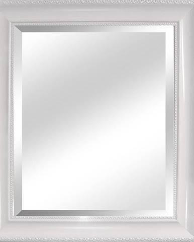 Malkia Typ 2 zrkadlo na stenu biela