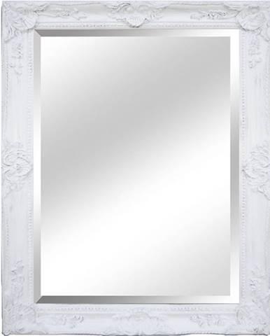 Malkia Typ 9 zrkadlo na stenu biela