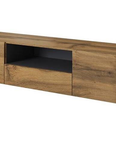 Wood tv stolík dub wotan