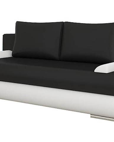 Marao rozkladacia pohovka čierna (Soft 11)