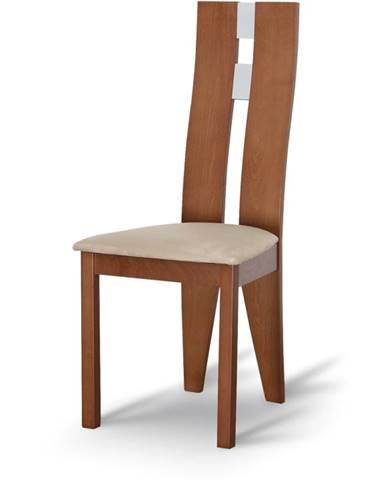 Bona jedálenská stolička čerešňa