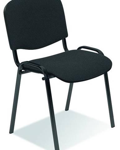 Iso konferenčná stolička sivá (C38)