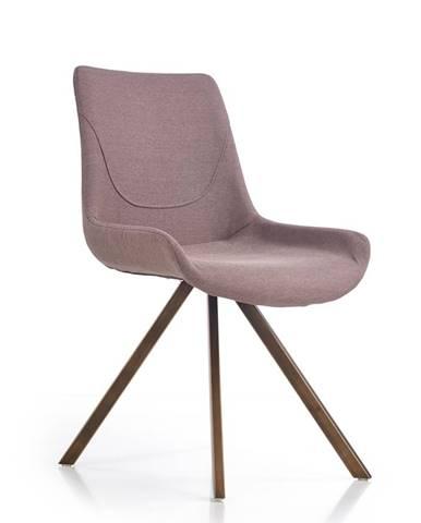 K290 jedálenská stolička sivá