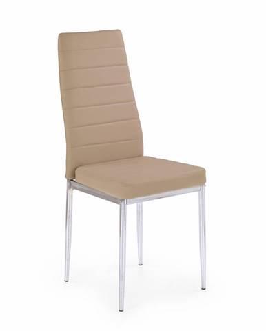 K70C jedálenská stolička béžová