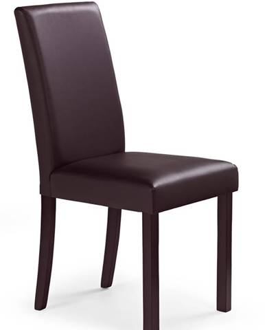 Nikko jedálenská stolička tmavý orech