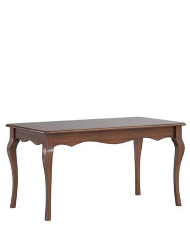 Prato PR-2 rustikálny rozkladací jedálenský stôl višňa 02