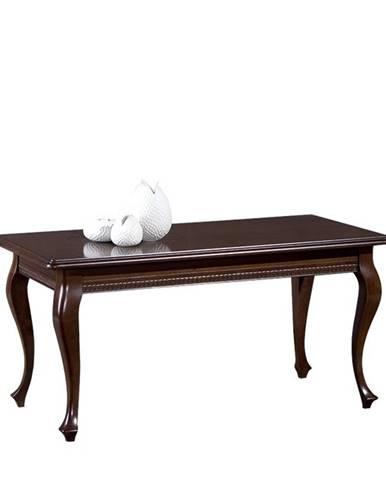 Verona V-3 rustikálny rozkladací jedálenský stôl hnedá