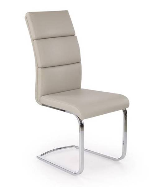 Halmar K230 jedálenská stolička svetlosivá