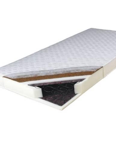 Kokos Medium obojstranný pružinový matrac 80x200 cm pružiny