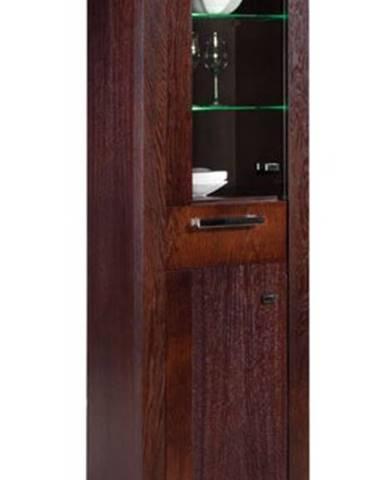 Remi 05 1S DSZ DPE vitrína drevo D16