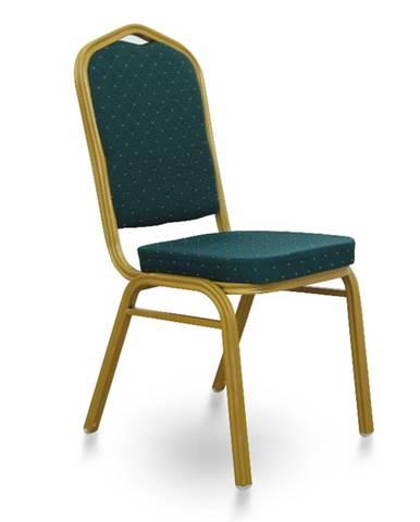 Zina 2 New konferenčná stolička zelená