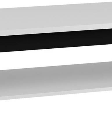 Beta konferenčný stolík biela