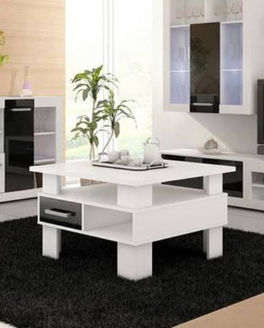 Gamma konferenčný stolík biela