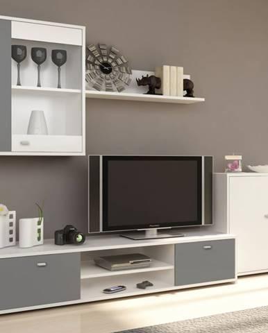 Genta obývacia stena biela