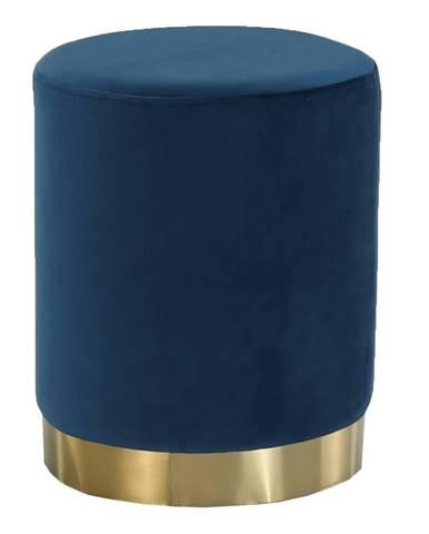 Alaz taburetka modrá