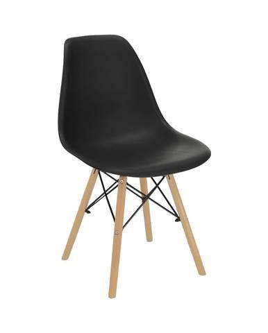 Cinkla 3 New jedálenská stolička čierna