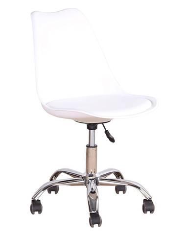 Darisa New kancelárska stolička biela