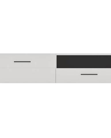 TV stolík BIANCO 2 biela