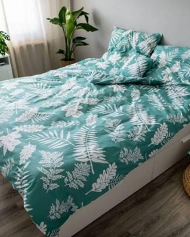 Obliečky Palma green