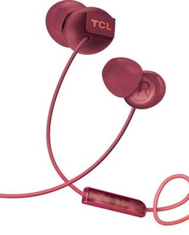 Slúchadlá do uší TCL SOCL300OR, oranžové