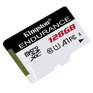 128GB microSDXC Kingston Endurance CL10 A1 95R/45W