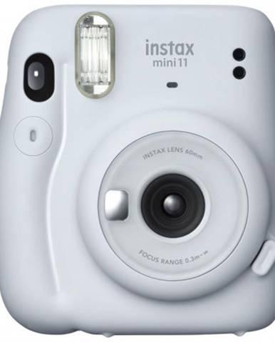 Fotoaparát Fujifilm Instax Mini 11, biela + Small bundle