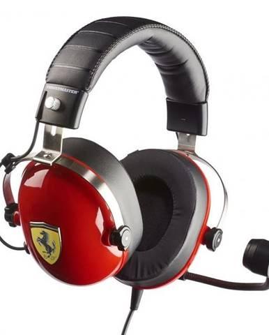 Headset  Thrustmaster T.Racing Scuderia Ferrari edice DTS