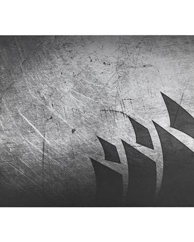 Podložka pod myš  Corsair MM150 35 x 26 cm čierna