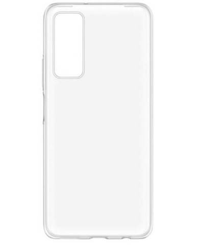 Kryt na mobil Huawei P Smart 2021 priehľadný