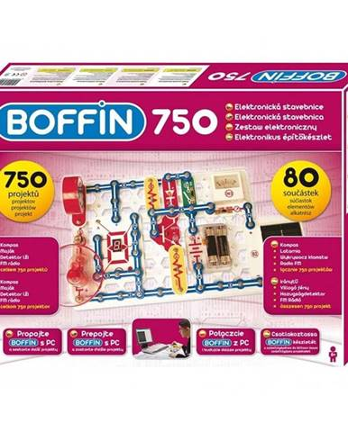 El. stavebnica Boffin I 750